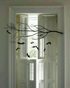 Martha Stewart Halloween Bat Mobile