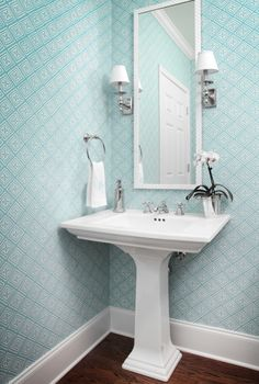 China Seas Fiorentina wallpaper by Allison Hennessy