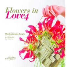 Flowers in Love 4 by Moniek Vanden Berghe