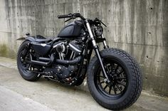 Guerrilla Harley Sportster Custom by Rough Crafts (8)