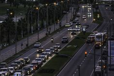 Montevideo Night View - Uruguay