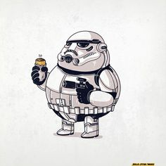 Fat Trooper