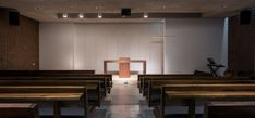 HANUL NAMOO CHURCH > ARCHITECTURE   DESIGNWHOS Church Architecture, Conference Room, Table, Furniture, Home Decor, Decoration Home, Room Decor, Tables, Home Furnishings