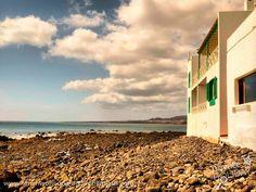 Ferienhaus in Arrieta ( Lanzarote ) mit tollen Meerblick