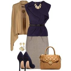 bon ton style | Church: Style, Church Outfits, Working Girls, Work Outfits, Fall ...