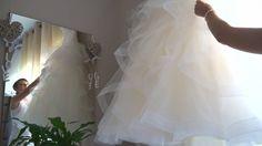Wedding Dresses, Fashion, Wedding Videos, Bride Dresses, Moda, Bridal Gowns, Fashion Styles, Wedding Dressses