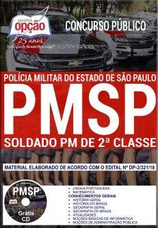 Apostila Preparatoria Concurso Policia Militar Do Estado De Sao