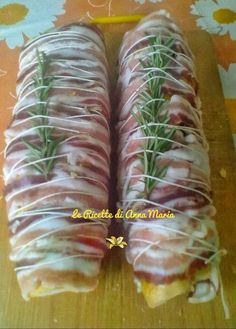 Pork Meat, Mary Berry, Pancetta, Penne, Fresh Rolls, Italian Recipes, Asparagus, Risotto, Food And Drink