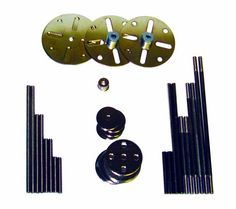 Eitech Metal Discs Axels and Axis *** Click image for more details.