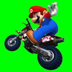 Mario Kart Page 3 - Computer Game Characters