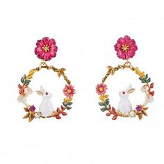 Find More Drop Earrings Information about Factory wholesale price flower mushroom small rabbit earrings women jewelry,High Quality earring stopper,China earring jewelry tree Suppliers, Cheap earring fashion jewelry from Mak fashion jewelry store on Aliexpress.com