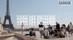 Take My Picture - Garage Magazine   Re: The Circus of Fashion
