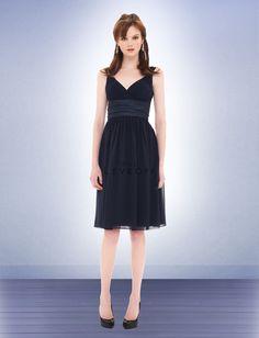 Bridesmaid Dress Style 671 Bill Levkoff