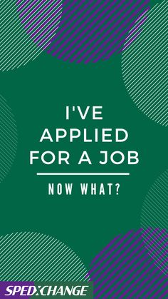 You have completed your application and are waiting to hear back.  What should you do while you wait? SPEDxchange provides you with some tasks to complete while you wait for the call for an interview. Special Education Jobs, Now What, Waiting, Interview, How To Apply