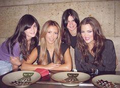Kylie Jenner, Kim Kardashian, Kanye West, Brad Pitt Girlfriend, Photo Choc, Estilo Jenner, Jenner Girls, Lewis Hine, Photo Vintage