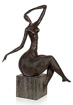 World Art TWLE056N.01 Nature Sculpture moderne Bronze Multicolore 39 x 13 x 21 cm: Amazon.fr: Cuisine & Maison