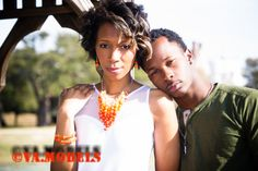 Model: Aaron- Model: Chametta- Nitor Jewelry Shoot- Photographer: Tammy