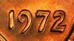 $400.00 Lincoln cent from 1972 Read more about this cherry pickers dream