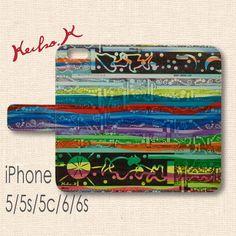 【楽天市場】★Keiko.K★大地の産道 オリジナルプリント 送料無料 オイルパステル 墨 iPhone6s iPhone6 iPhone5s iPhone5 iPhone5c レッド 【オススメ】 新入荷:オリジナル雑貨 Fave