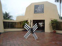 Omar Rayo Museum. Roldanillo, Valle del Cauca, Colombia. Cali, Colombian Art, Elementary Art, Urban Design, Organic, Country, Architecture, American, Outdoor Decor