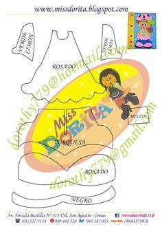 Hola a todos como comprenderan ultimamente estoy a full, pero no  deseo que eso interfiera en mis ganas de compartirles moldecitos, ahora  n... Paper Piecing Patterns, Felt Patterns, Bow Template, Templates, Diy And Crafts, Crafts For Kids, Dory, Tweety, Clip Art