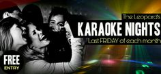 Roll up, Roll up!  Experience a krackin' karaoke, sublime singers, toe-tapping tunes & the fun & friendly atmosphere of The Leopard Tutbury tonight, 8pm - admission FREE.  #theleopard #karaokedisco #karaoke #disco #tutbury #theleopard #music #singing #dancing #goodtimes