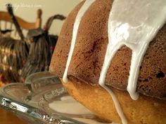 Vanilla Sour Cream Pound Cake -the best recipe for pound cake ...ever.   ThriftyStories.com