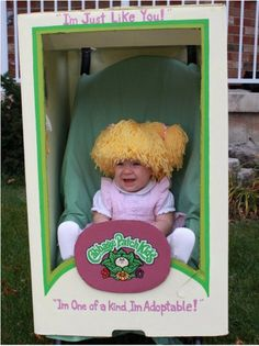 Easy DIY Kid's Halloween Costumes @Monica Forghani Snook I think this would be adorable for your littlest