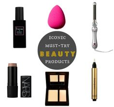 25+ Beauty Products to Buy Before You Die...I'd better hurry up - I'm aging quickly...lol