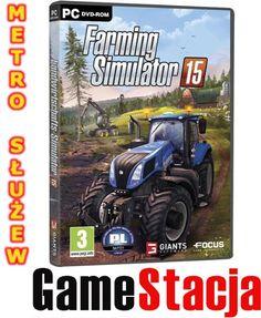 Farming Simulator 2015 [PC] NOWA PL GAMESTACJA