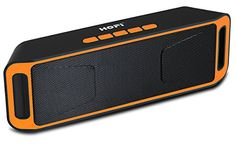 HOFi Bluetooth Speaker - Surround Sound Wireless Speaker with Built-in Hands Free Mic- Works for Iphone, Ipad, Itouch and other Smart Phones, Mp3 Players (Orange) HOFI http://www.amazon.com/dp/B0153A7EB4/ref=cm_sw_r_pi_dp_IIPnwb0X06DXZ