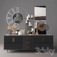 Decorative set of KARE Design