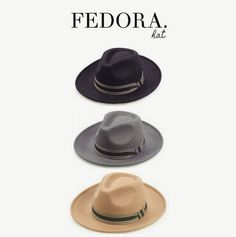 Novos Chapéus Fedora  Disponível no site: www.chapeueestilo.com.br/fedora