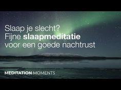 Slaapmeditatie: Zo val je heerlijk in slaap Zen Meditation, Emo, Mindfulness, Yoga, Youtube, Fitness, Emo Style, Yoga Tips, Keep Fit