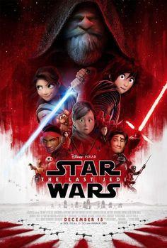 Pixar Star Wars The Last Jedi