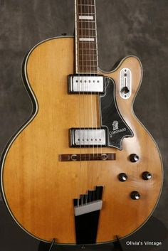 1961 SUPRO/Valco Coronado guitar | Reverb