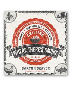 Where There's Smoke Cookbook #zulily #zulilyfinds