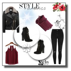 """""""SheIn 2/III"""" by hedija-okanovic ❤ liked on Polyvore featuring Reiss, River Island and shein"""
