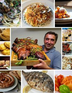 SARDINIAN DELICACIES :) By Patricia at www.simplychillout.com #sardinia …