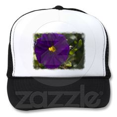 Midnight Shade Trucker Hat #gift #zazzle #Christmas #photogift