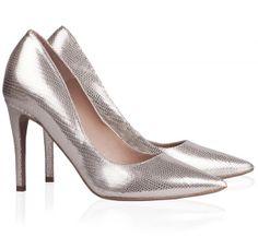 Lo último de Pura López para novias  novias  zapatos  bodas Zapatos De Boda 345e47aee126