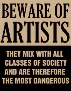 issued from the desk of Joe McCarthy in the 1950s