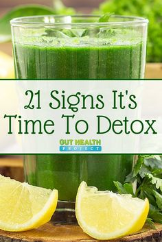 21 Signs It's Time To Detox. Plus, 8 Daily Detox Tips | Holistic | Health | Natural Remedies |
