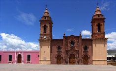 Catedral de Huajuapan de León