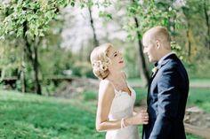 Tennessee Backyard Wedding from Leslee Mitchell Great Gatsby Wedding, Wedding Night, Farm Wedding, Wedding Ideas, Wedding Photos, Fairytale Weddings, Real Weddings, White Weddings, Cute Photography