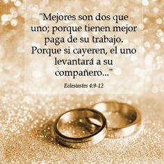 """Mejores son dos que uno..."" Anniversary Quotes For Him, Happy Anniversary, Love Quotes For Boyfriend, Husband Quotes, Family Drawing, Christian Verses, Inspirational Phrases, Love Phrases, Wedding Quotes"