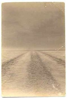 Masao Yamamoto.  92* A Box of Ku Yamamoto transfers his prints on to scraps of paper, many no larger than cigarette cards, and carries them around in his pocket. This gives them the feel of treasured memories, of snapshots endlessly thumbed by soldiers far from home.