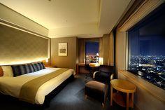 セルリアンタワー東急ホテル:キング(ダブル)@渋谷