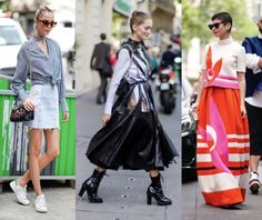 Get Inspired with Fashion Bloggers' Styles #fashion #style #wednesday #paris #streetstyle #chuffy #fashionblogger #outfitoftheday #outfitideas