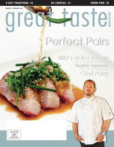 Great Taste Magazine 2011 Jan/Feb Issue